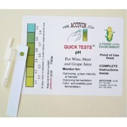 Тест метод за определяне на pH