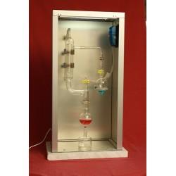Апарат за анализ на серен диоксид по метода на Франц Паул SULFOTEST 02