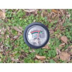 Комбиниран pH-метър и влагомер за почви HX-06