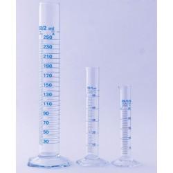 Цилиндър, 2000 мл В.Ф. стъклен