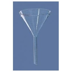Стъклена фуния - 55мм