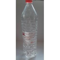 Дейонизирана вода оп. 1.5 л етикет