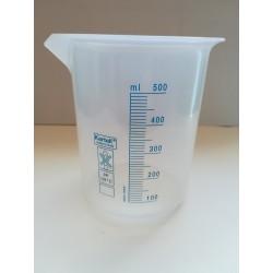 Чаша Бехер PP - 500мл