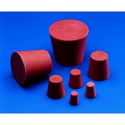 Червени каучукови тапи
