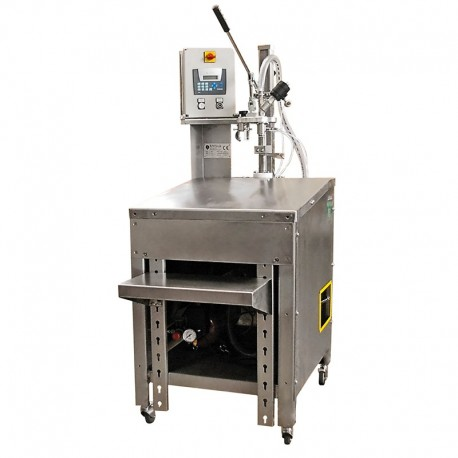 Полуавтоматична машина за пълнене на вино Bag in Box 20