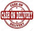 Плащане при доставка с наложен платеж.