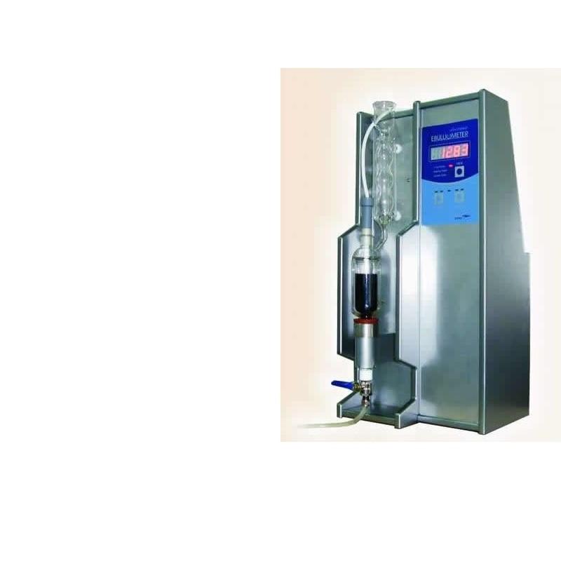 Електронен ебулиометър за измерване на алкохол