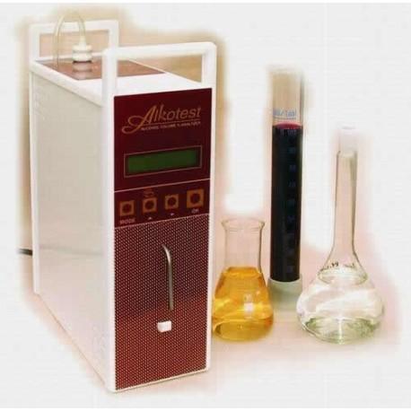 Апарат за измерване на алкохолно съдържание